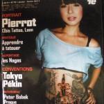 parution tatouage magazine