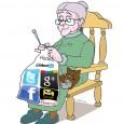 Juillet 2012 -Illustration sur la thématique les réseaux sociaux pour l'agence HDS (Avignon) Visible en ligne en cliquant ici