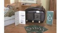 Identité visuelle pour le magasin Nostalgia (vente de meubles anciens et conception sur mesure) situé à Aix-en-Provence. Logo, déclinaison PLV (publicité lieu de vente) cartes de visite, livret, flyer,...