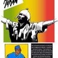 2010- les planches de la bande dessinée réalisée pour la Maison des Arts de Bamako au Mali. Visible également sur le site internet LMDAB .